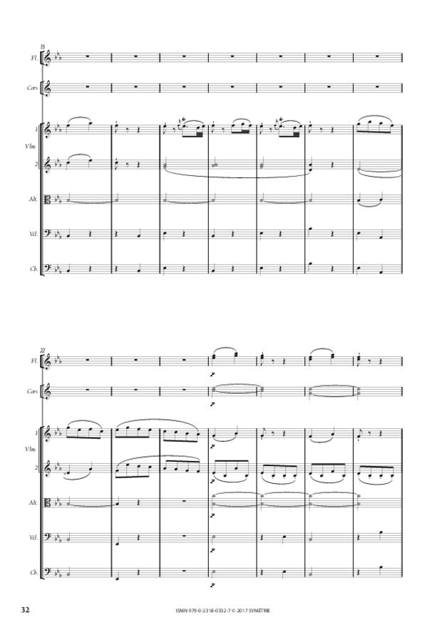 Symphonie, extrait 7