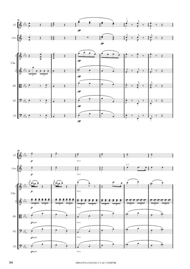 Symphonie, extrait 9