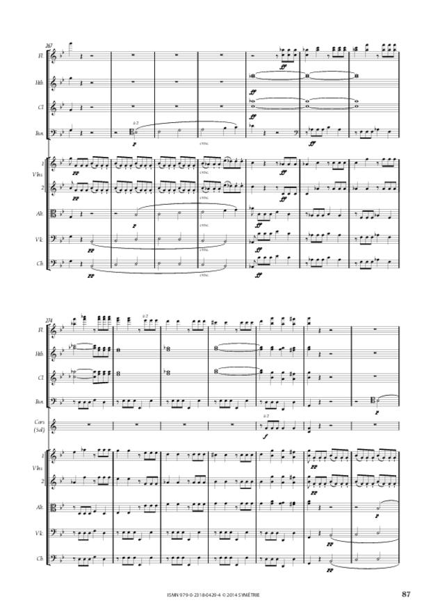 Symphonie n° 1, extrait 10