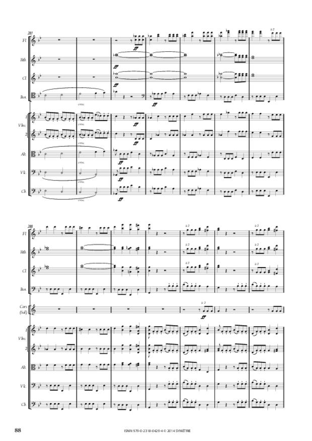 Symphonie n° 1, extrait 11