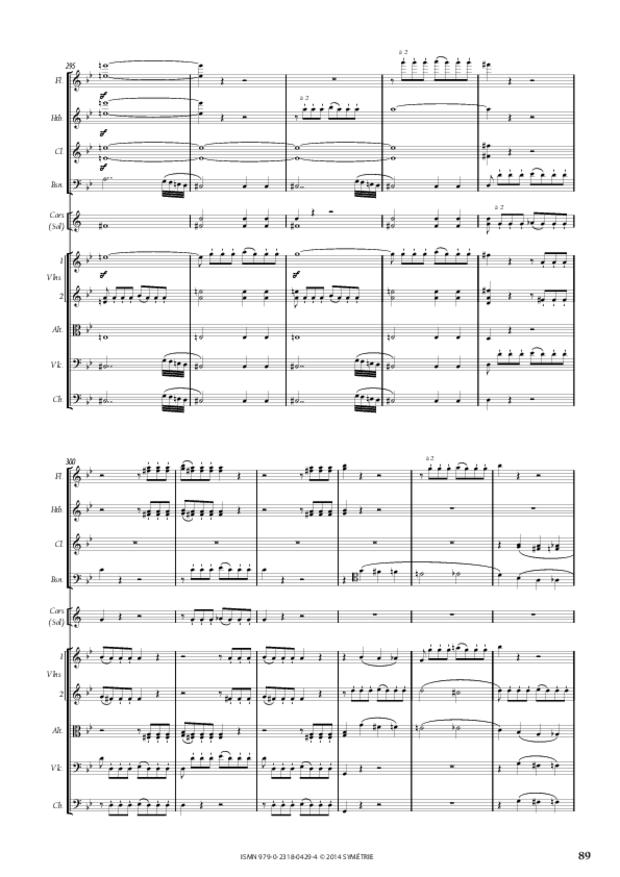 Symphonie n° 1, extrait 12