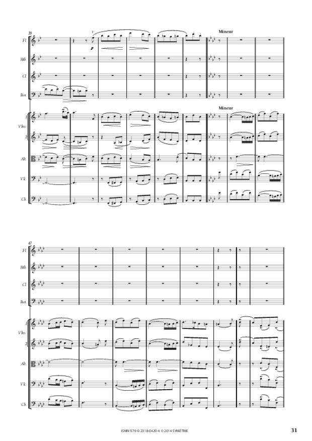 Symphonie n° 1, extrait 4