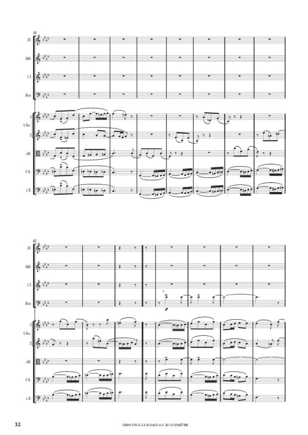 Symphonie n° 1, extrait 5