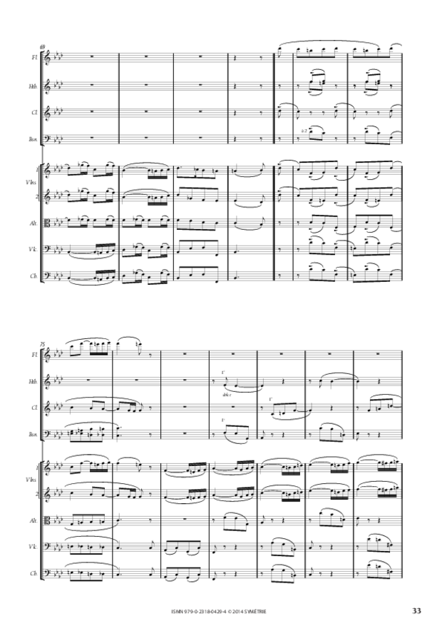 Symphonie n° 1, extrait 6