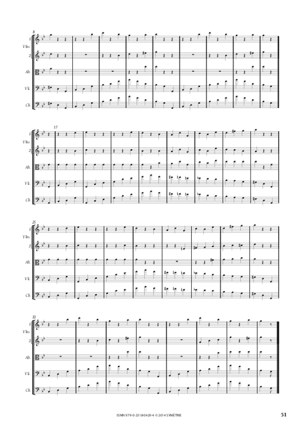 Symphonie n° 1, extrait 9