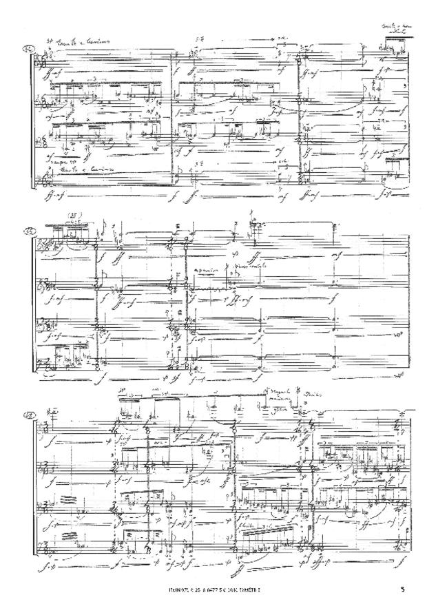 Fibræ, extrait 2