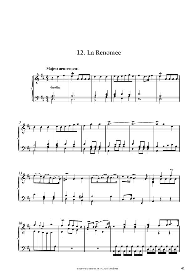 XII Offertoires, extrait 3