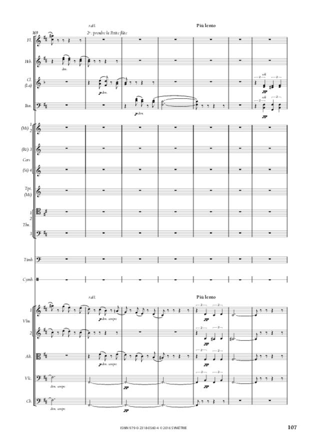 Symphonie romantique, extrait 19