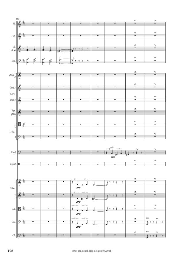 Symphonie romantique, extrait 20