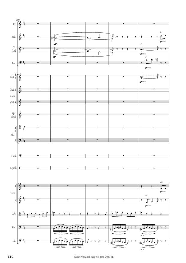 Symphonie romantique, extrait 22