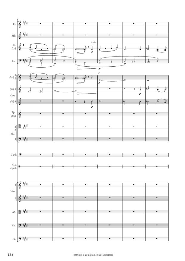 Symphonie romantique, extrait 26
