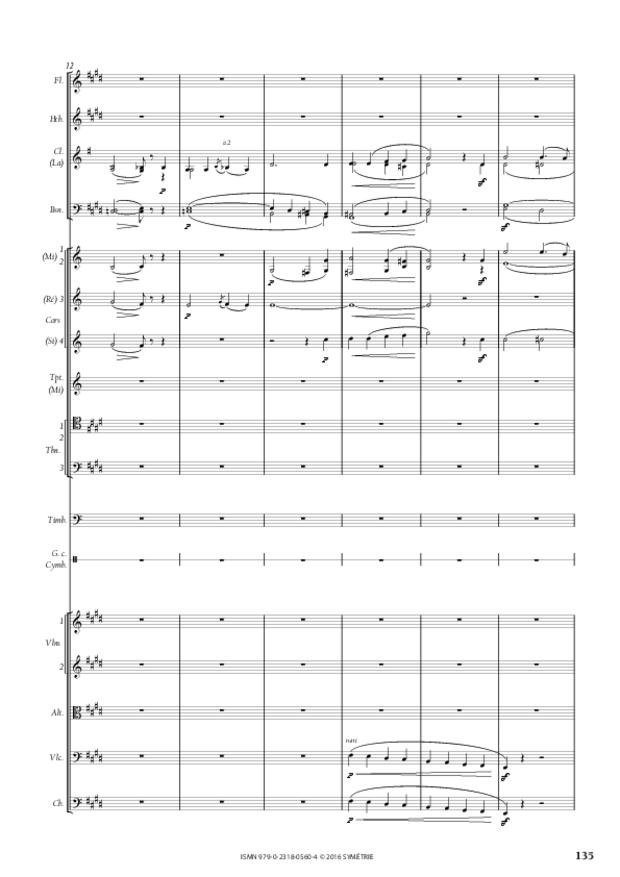 Symphonie romantique, extrait 27