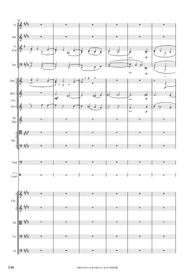 Symphonie romantique, extrait 28