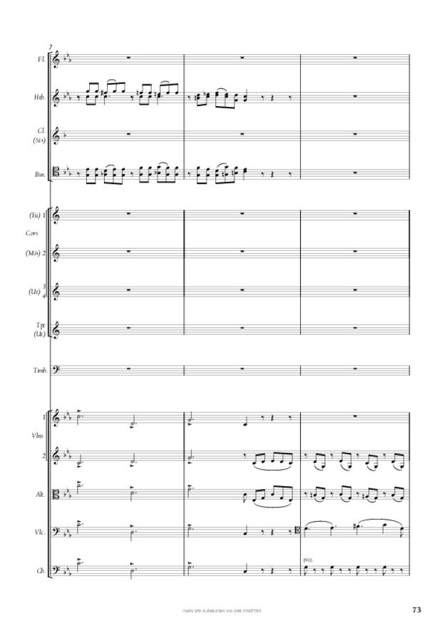 Symphonie n° 4, extrait 13