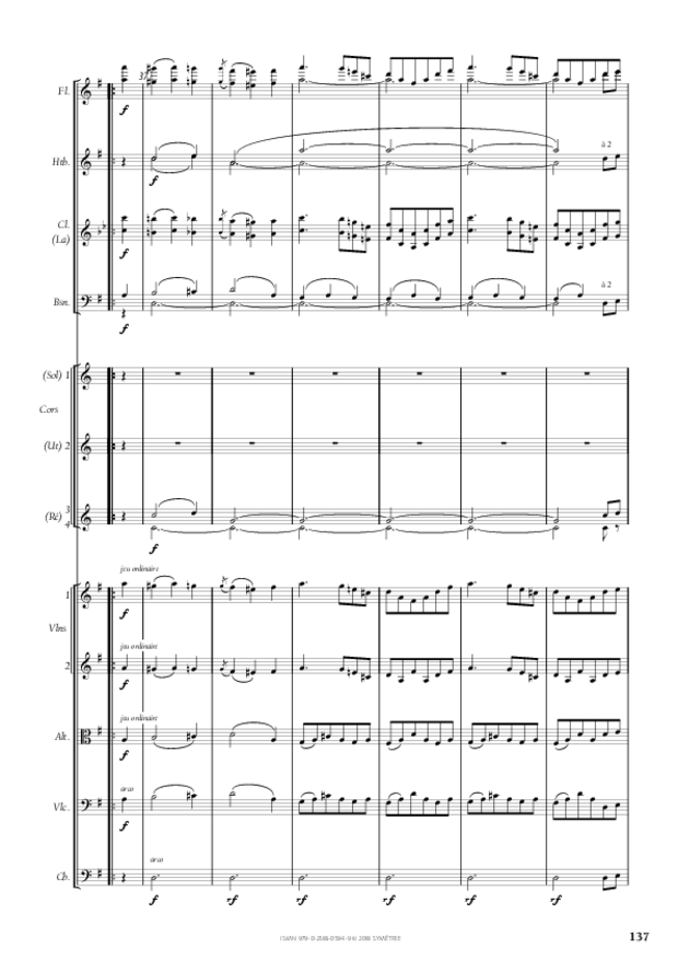 Symphonie n° 4, extrait 20