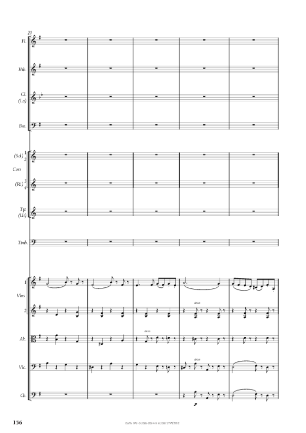 Symphonie n° 4, extrait 26