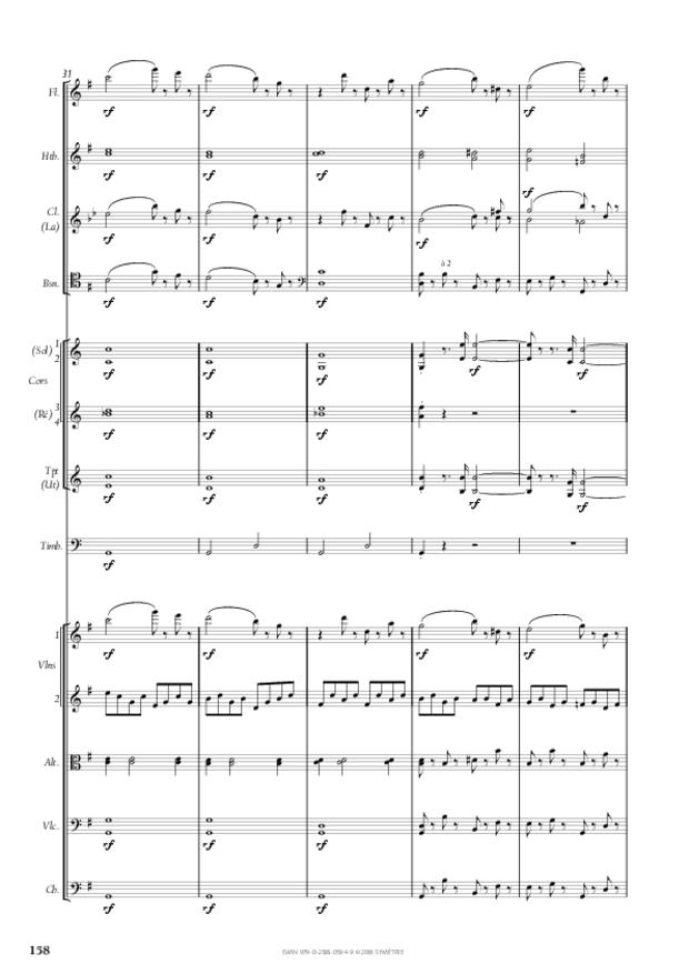 Symphonie n° 4, extrait 28