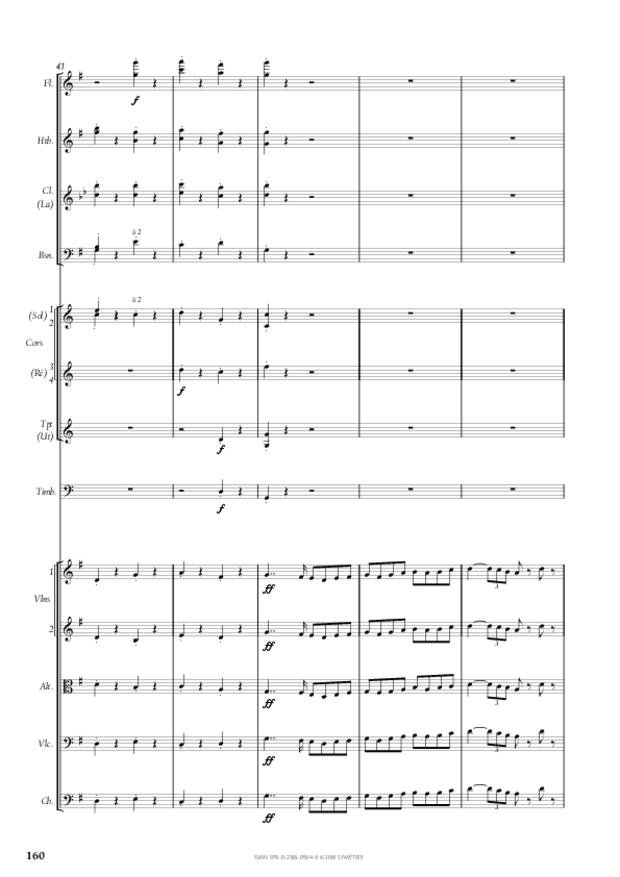 Symphonie n° 4, extrait 30