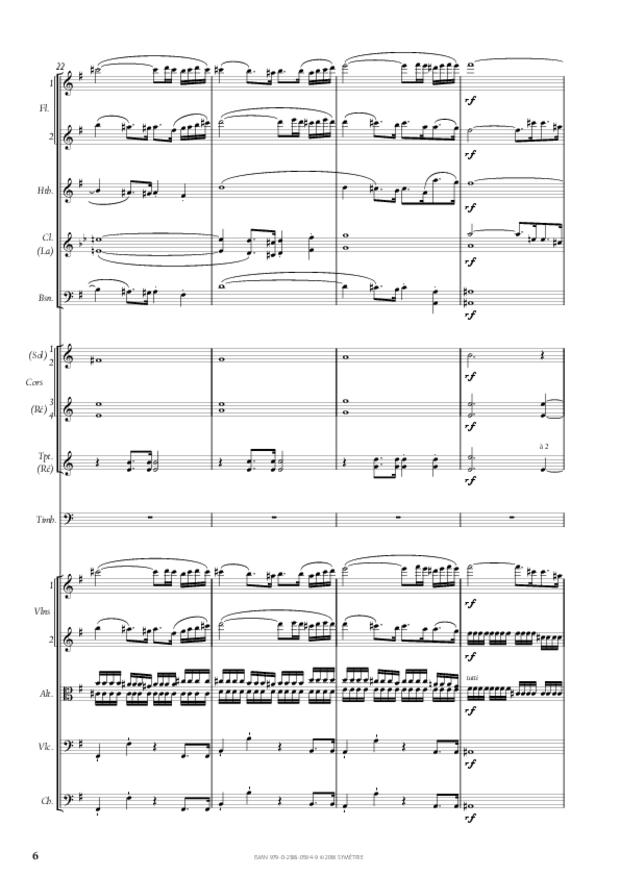 Symphonie n° 4, extrait 6
