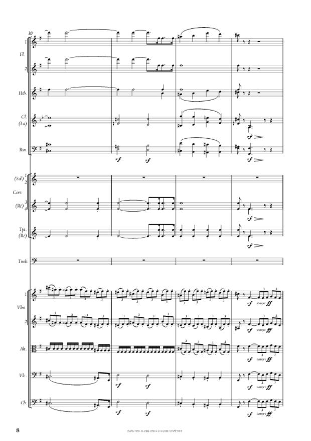 Symphonie n° 4, extrait 8