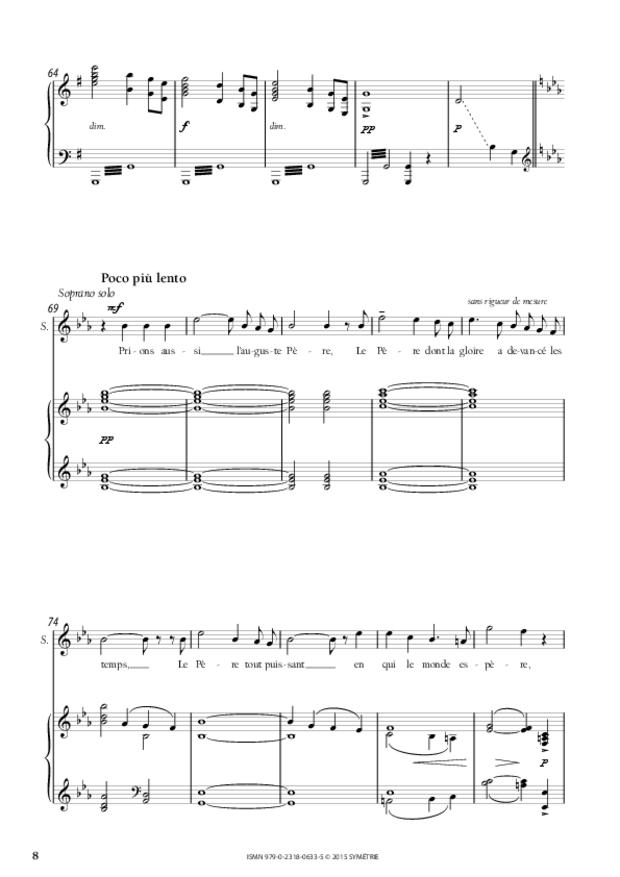 Hymne, extrait 3