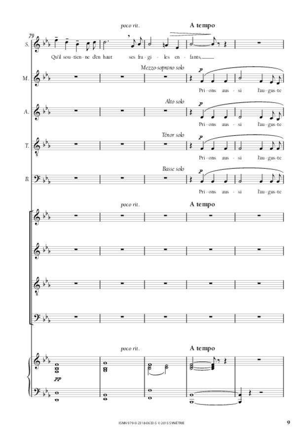 Hymne, extrait 4