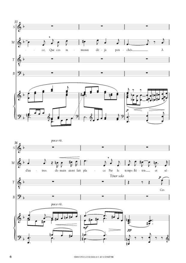 Sous-Bois, extrait 3