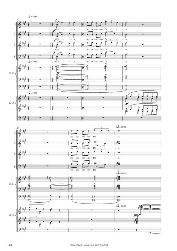 Messe «Salve Regina», extrait 5
