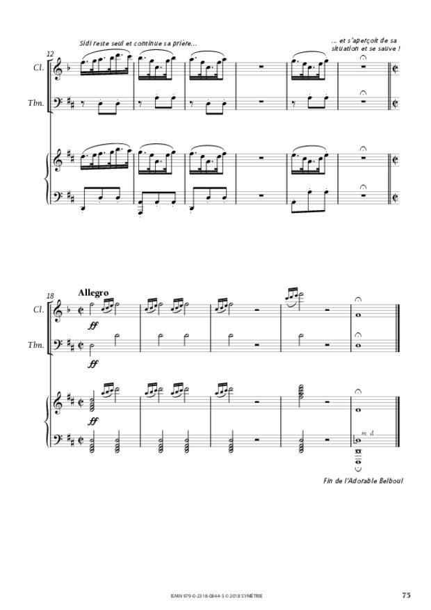 L'Adorable Belboul, extrait 13
