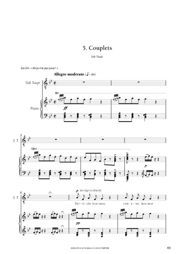 L'Adorable Belboul, extrait 7