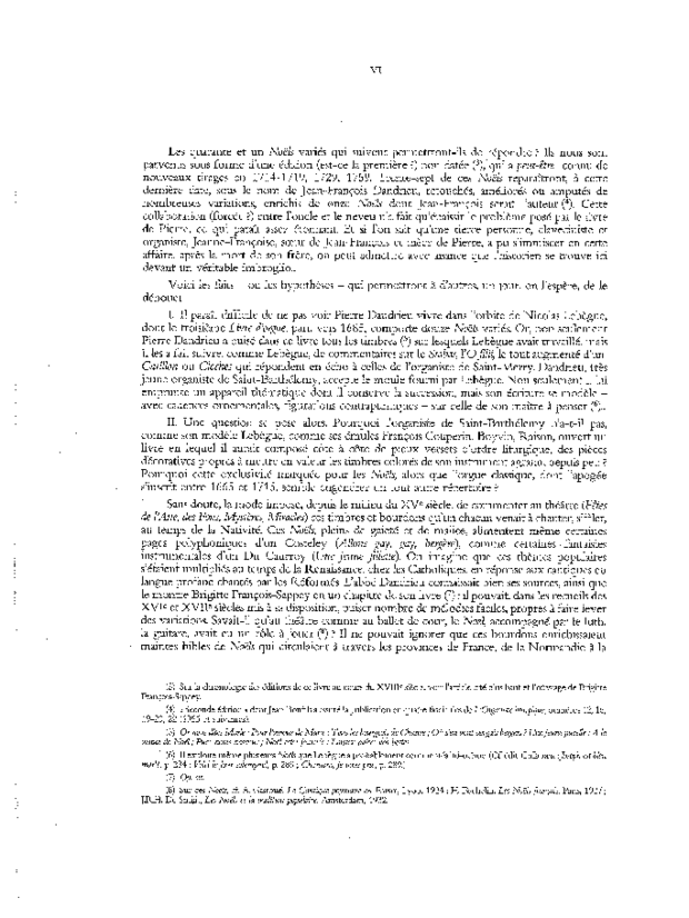 Livre de noëls variés pour orgue, extrait 2