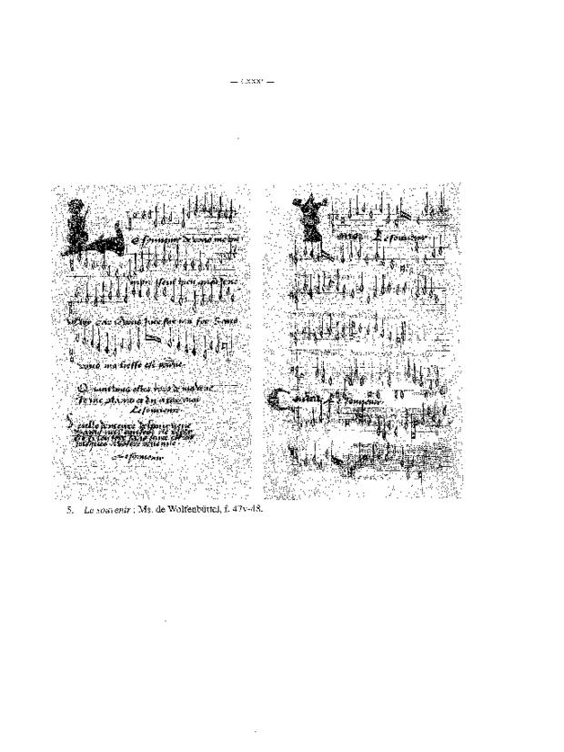 Chansonnier de Jean de Montchenu, extrait 6