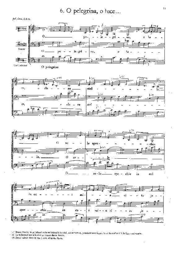 Chansonnier de Jean de Montchenu, extrait 7