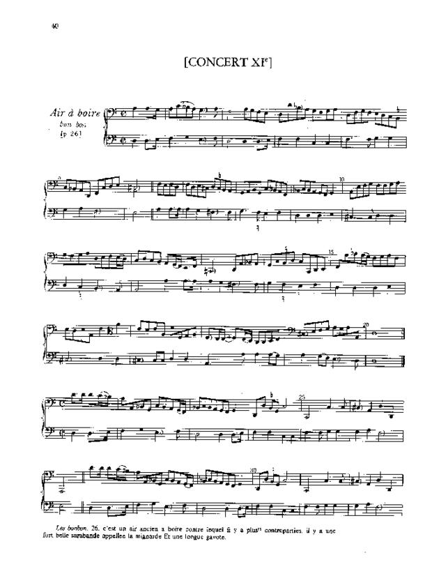 Concerts à deux violes esgales, extrait 4