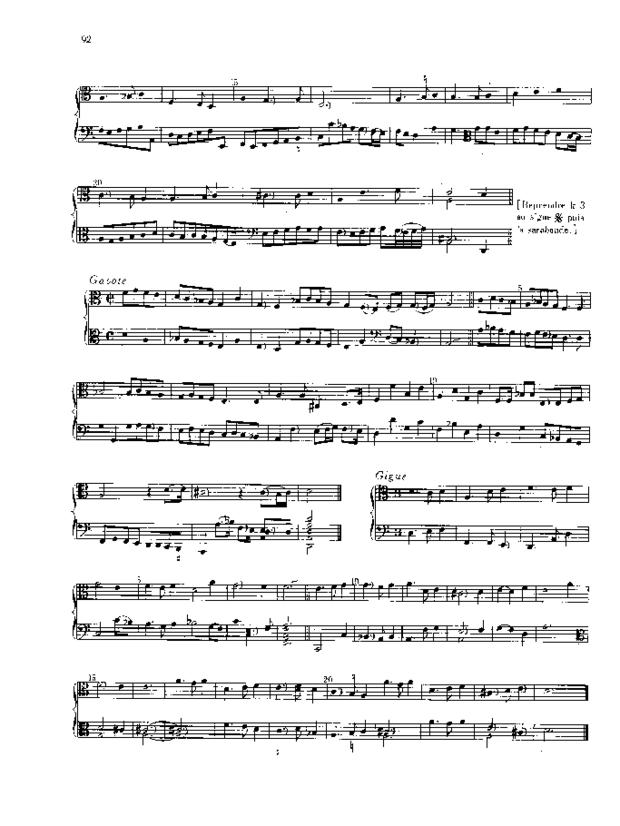 Concerts à deux violes esgales, extrait 5