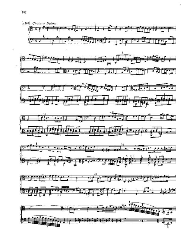 Concerts à deux violes esgales, extrait 6