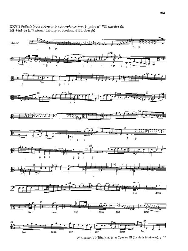Concerts à deux violes esgales, extrait 7