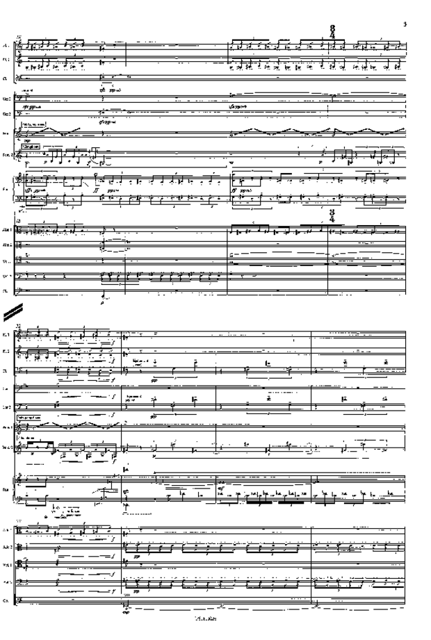 Stereo Space Concerto, extrait 2