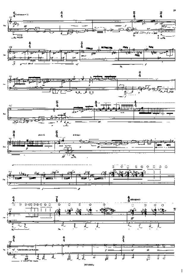 Stereo Space Concerto, extrait 3