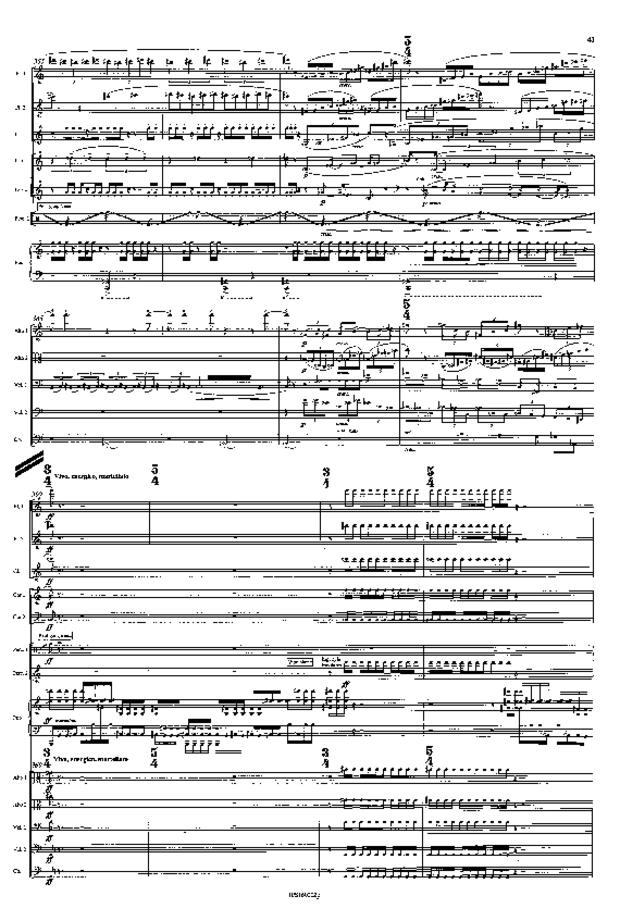 Stereo Space Concerto, extrait 5