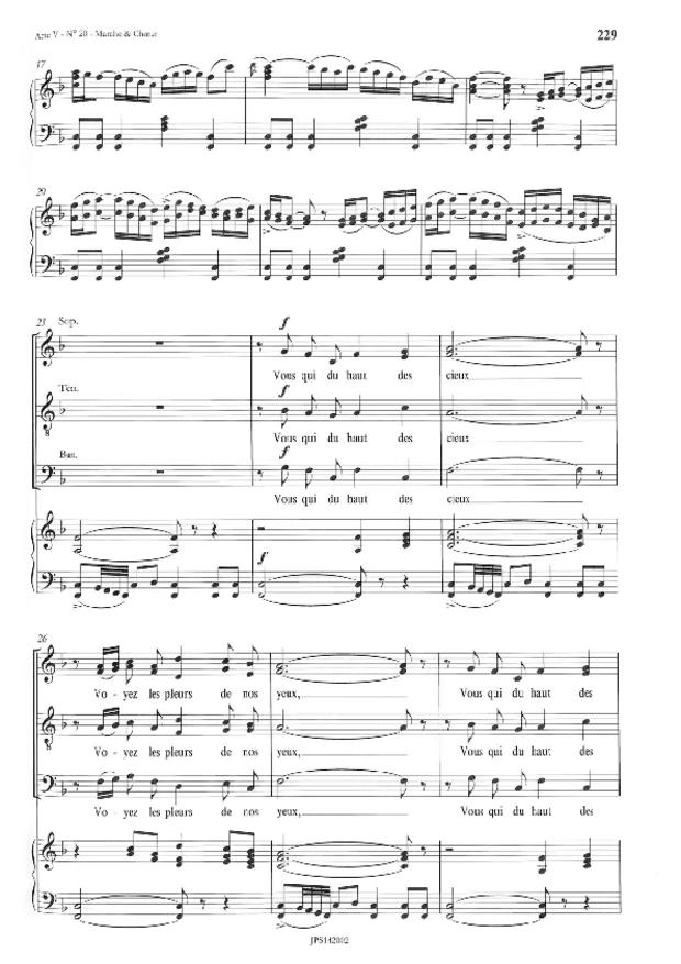 Mireille, extrait 4