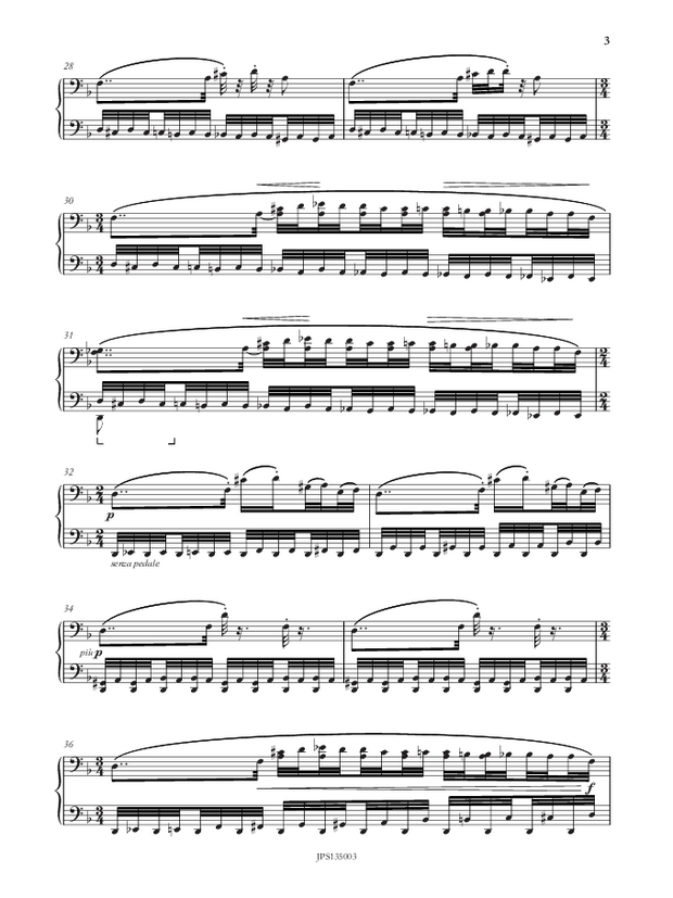 Sonate de guerre, extrait 3