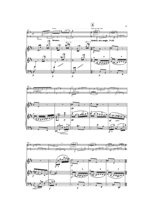Trio, extrait 11