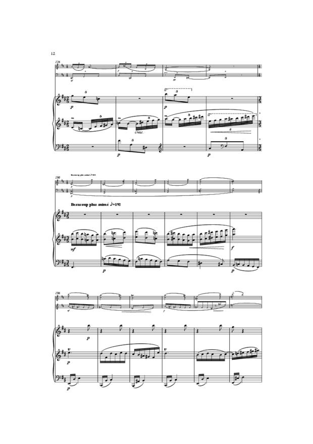 Trio, extrait 12