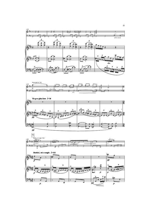 Trio, extrait 15