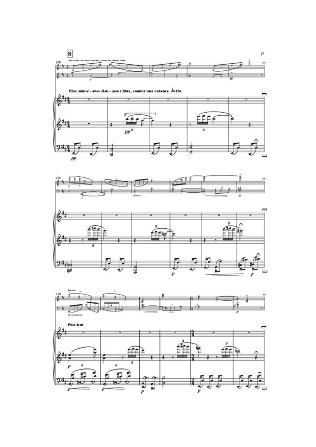 Trio, extrait 17