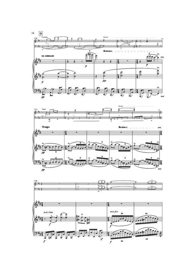 Trio, extrait 18