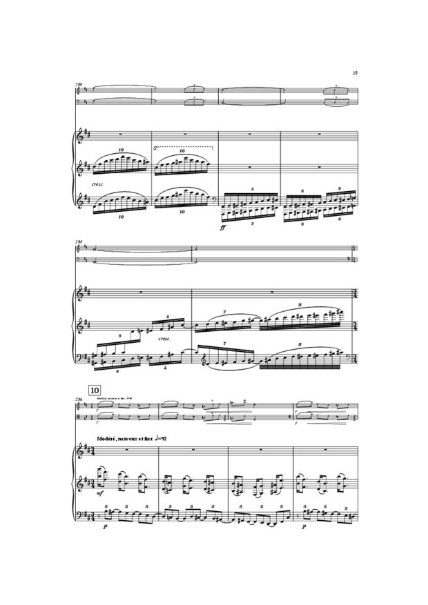 Trio, extrait 19
