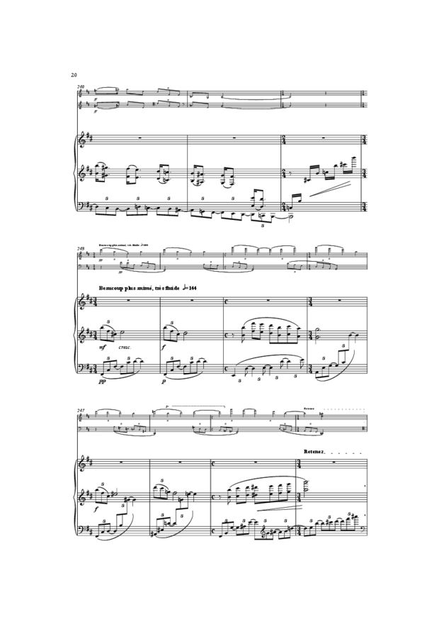 Trio, extrait 20