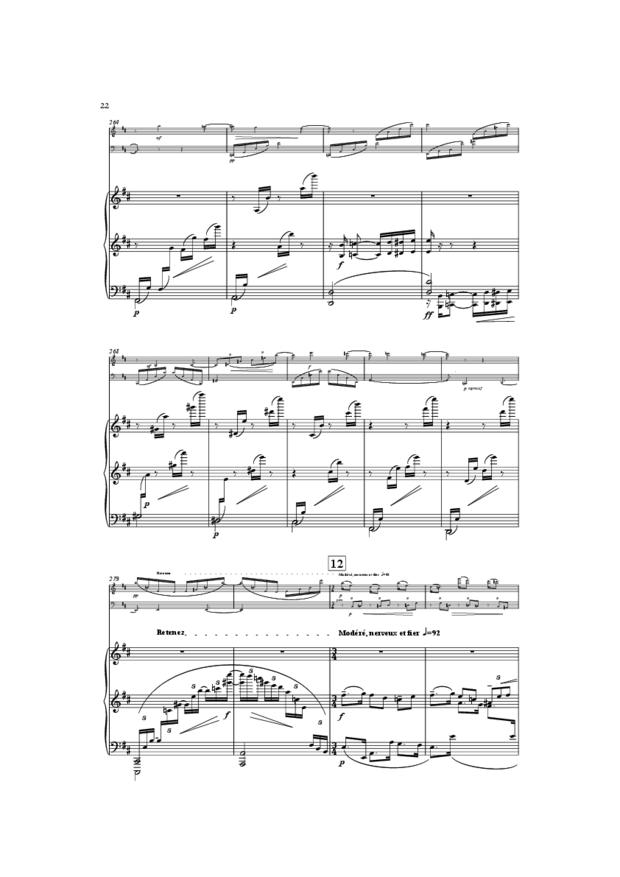 Trio, extrait 22